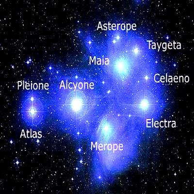 alcyone pleiades
